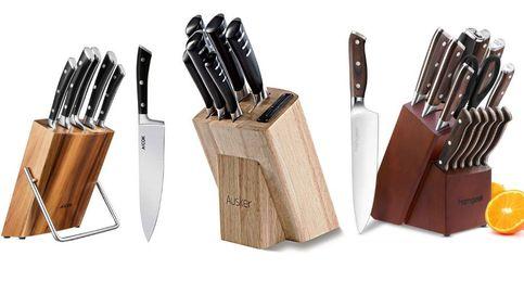 Los mejores cuchillos de cocina del mercado para cocineros profesionales