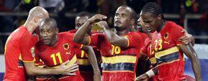 Malí remonta a Angola un 4-0 en quince minutos
