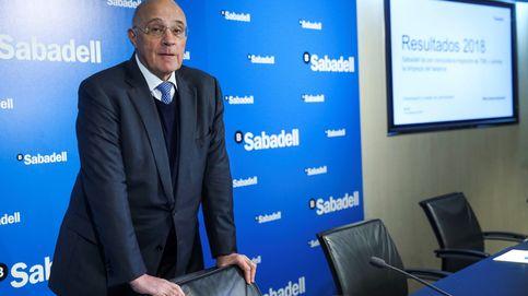 Cita entre los presidentes de Sabadell y Deutsche, dos amigos en apuros