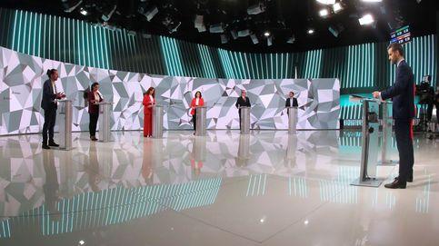 Seis 'minutos de oro' y poca novedad: así cierran los candidatos el debate del 4-M