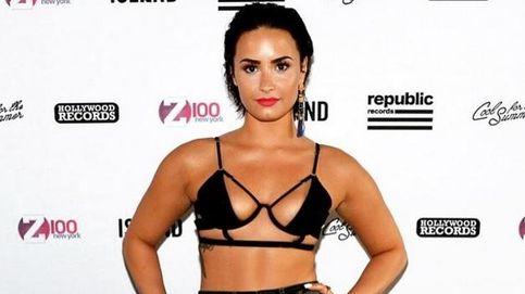 Demi Lovato se pasa al sado (estilísticamente hablando)