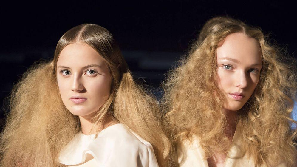 Foto: Alisar el pelo sin recurrir al calor es posible. (Imaxtree)
