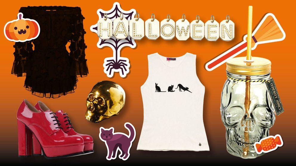 20 pistas para solucionar tu disfraz de Halloween
