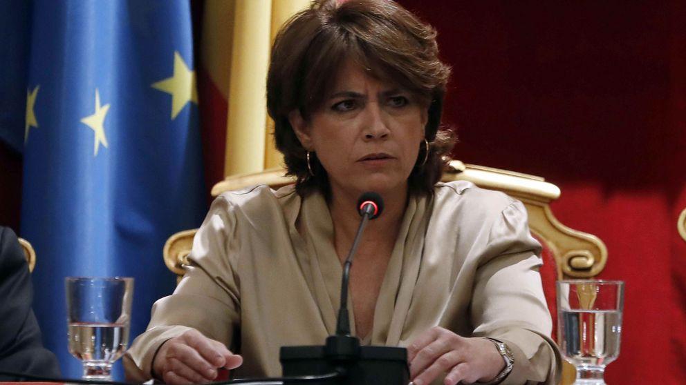 Dolores Delgado pide reflexionar sobre Vox pese a que ha ganado el constitucionalismo