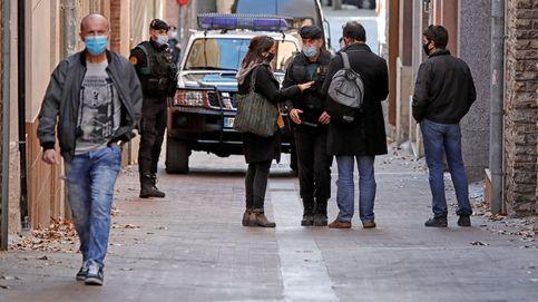 La plana mayor del independentismo tacha de represión las detenciones