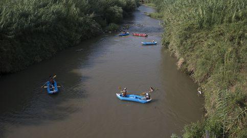 Día de kayak en el río Jordán