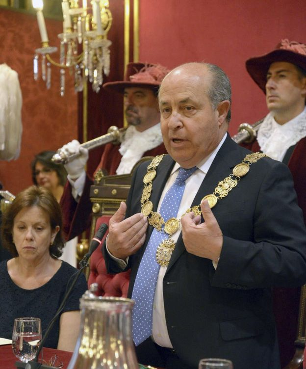 Foto: José Torres Hurtado (PP), alcalde de granada. (EFE)