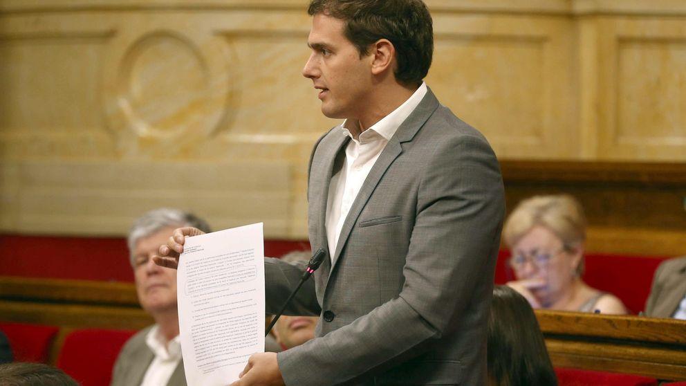 Rivera, abierto a un pacto a tres para aprobar otros Pactos de la Moncloa