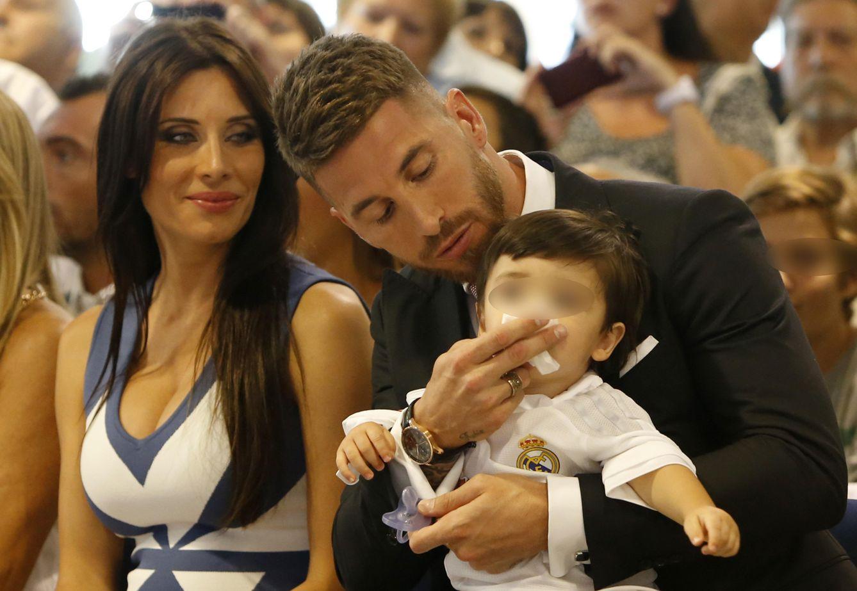Pilar Rubio y su hijo Sergio 415a27d77cf