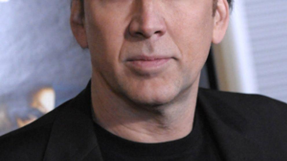 Nicolas Cage, arrestado por violencia doméstica