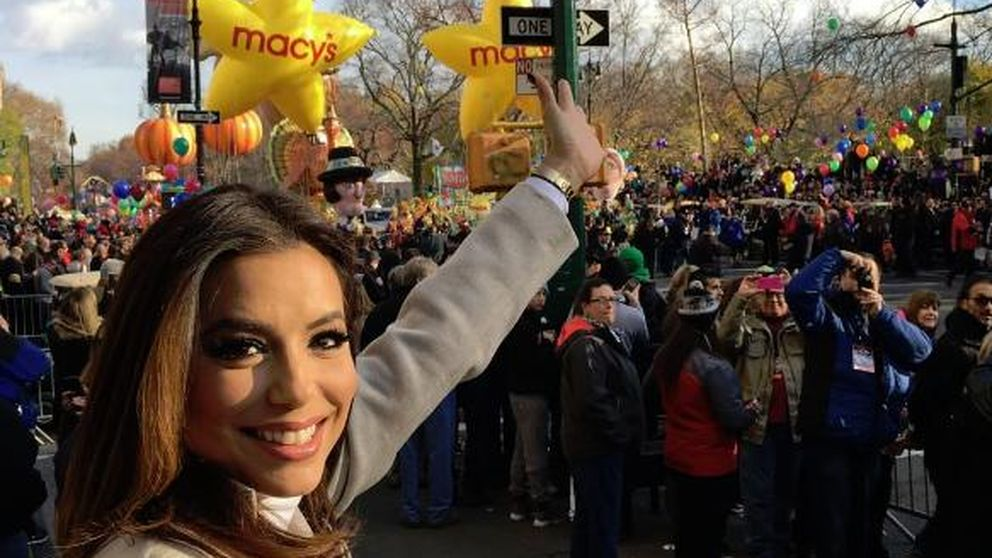Así celebraron el Día de Acción de Gracias las 'celebs' más internacionales