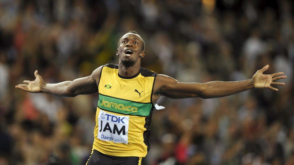 Foto: Usain Bolt debuta en los Juegos (Dylan Martinez/Reuters).