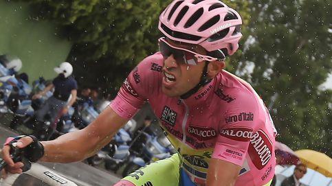 Contador llega sobrado a Vicenza y le saca 14 segundos más a Fabio Aru