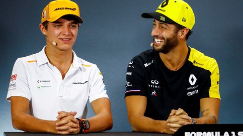 El noble gesto de Lando Norris y el buen rollo que traen las nuevas generaciones a la F1
