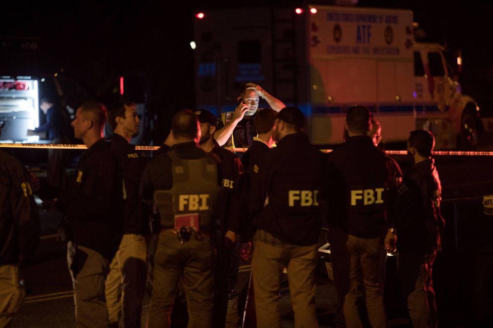 Foto: Cordón policial en la escena del último ataque con bomba en Austin, el 18 de marzo de 2018. (Reuters)