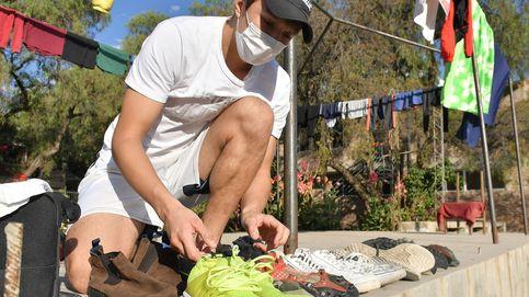 560.000 dólares por unas Air Jordan y No es contra la cuarentena, es contra el hambre: el día en fotos