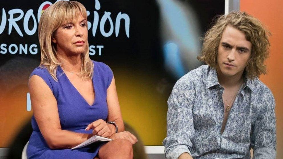 T. Prieto ('Eurovisión') no hace autocrítica: Lo que hagamos siempre está mal