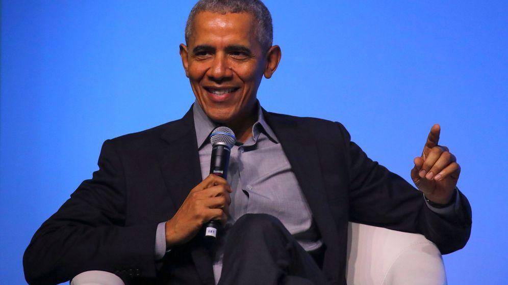 Foto: Barack Obama, durante un evento reciente de la fundación que lleva su nombre en Malasia. (Reuters)