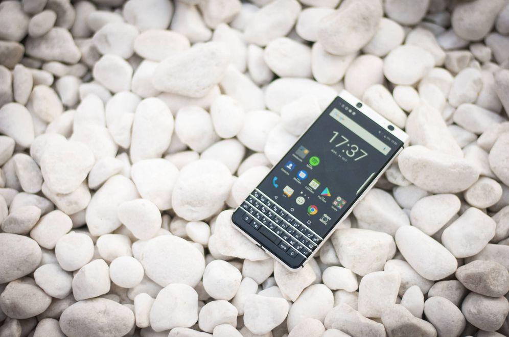 He vuelto al pasado usando una semana la última BlackBerry y esto es un horror