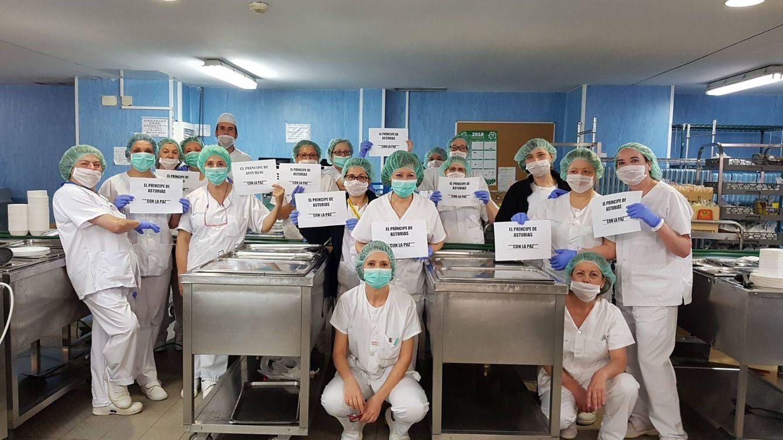El hospital La Paz elige comidas 'en frío': 718.000 menús recalentados para pacientes