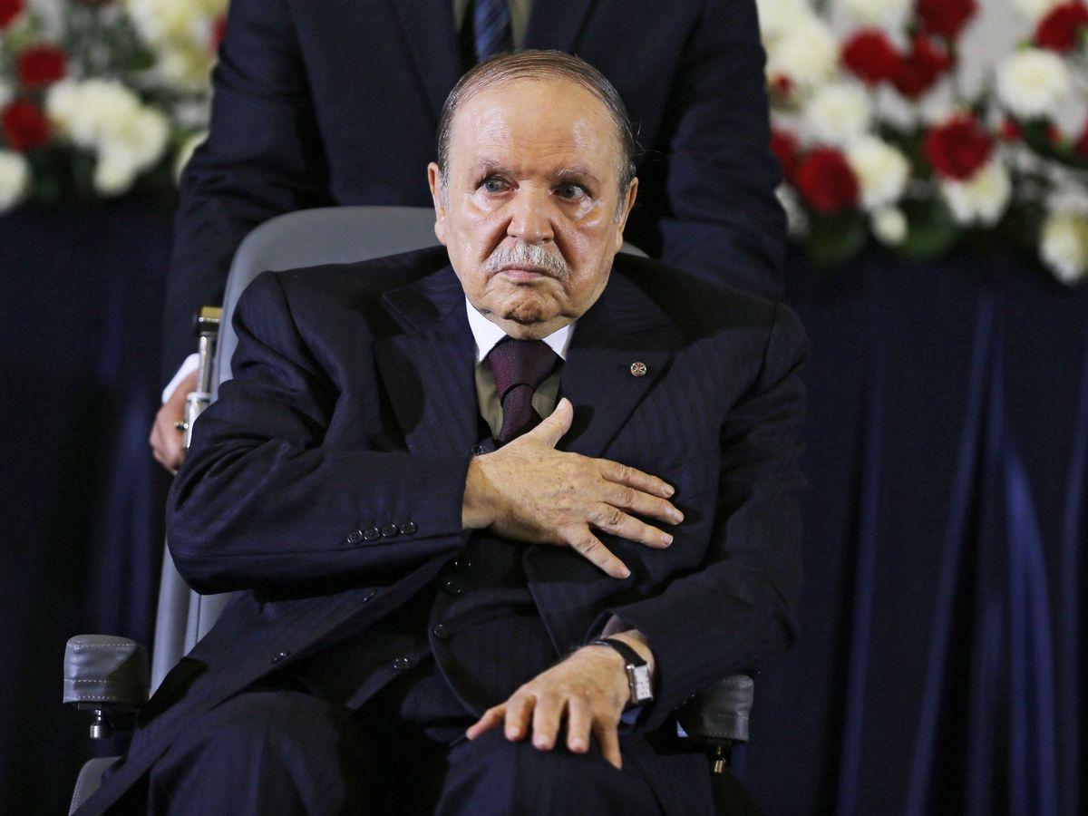 Foto: El expresidente argelino Buteflika ha fallecido a los 84 años. (EFE)
