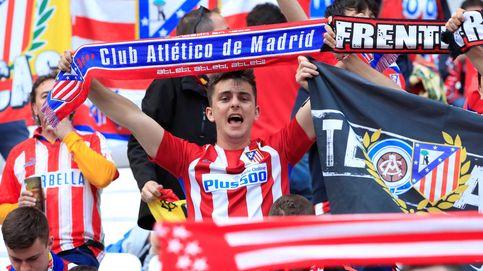 Olympique de Marsella vs Atlético de Madrid en directo: Germain roza el primero