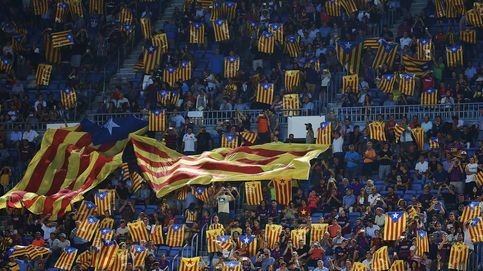 La ANC denuncia la tibieza del Barcelona con su polémica pancarta