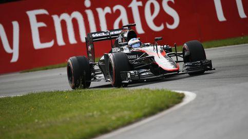 McLaren a la moda: se hace la cirugía estética y se 'retoca la nariz'