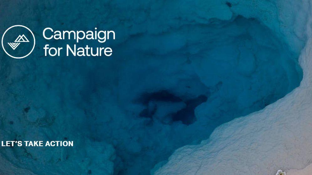 Foto: La 'Campaña por la Naturaleza' quiere salvar el 30 por ciento del planeta para 2030 (Foto: wysscampaign.org)