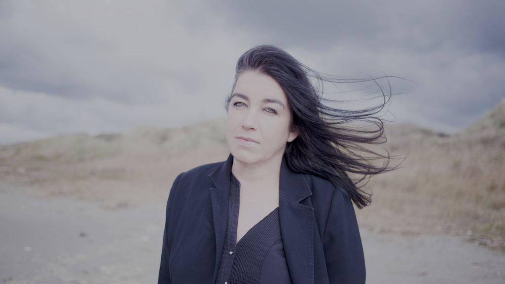 Foto: Béatrice Huret, exsimpatizante del Frente Nacional y autora de Caliais, mon amour. (Dorothée Smith Kero)