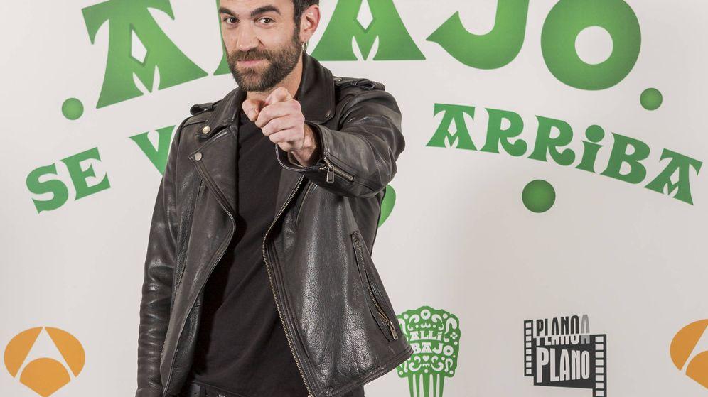 Foto: Jon Plazaola, protagonista de 'Allí abajo'