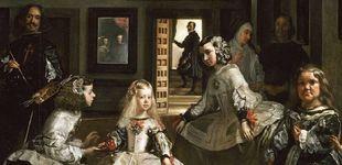 Post de Una investigación desvela el truco de Velázquez para pintar Las Meninas