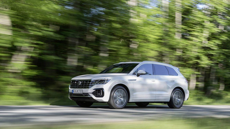 El salto cualitativo del nuevo Volkswagen Touareg: más grande y más tecnológico