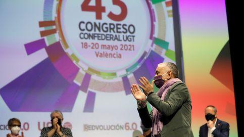 La factura del congreso de UGT en Valencia: dinero del Botànic y patrocinio del Ibex