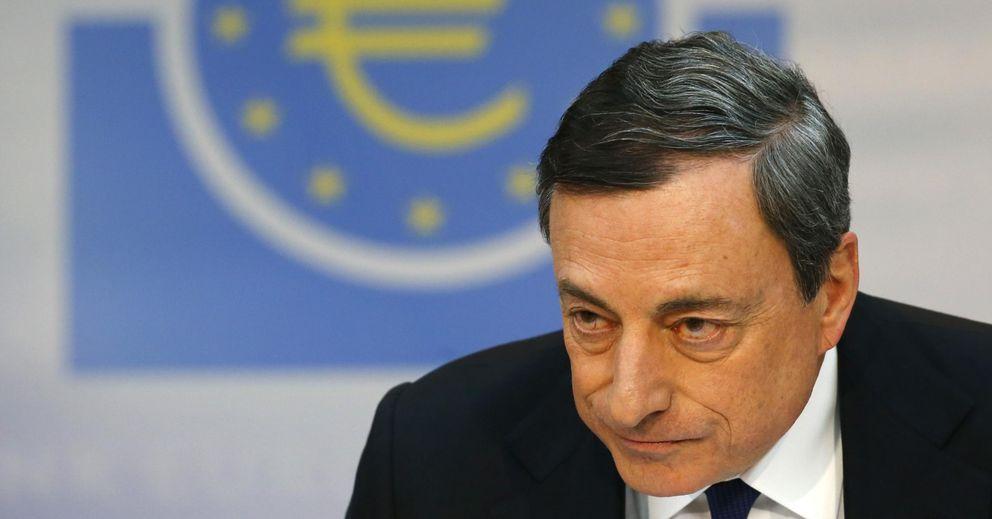 El presidente del Banco Central Europeo (BCE), Mario Draghi. (Reuters)