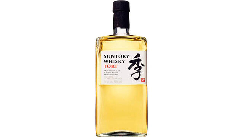 Whisky japonés Suntory