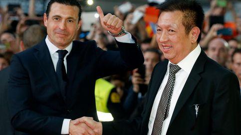 Alerta en Bankia y CaixaBank por el desastre del Valencia CF de Peter Lim