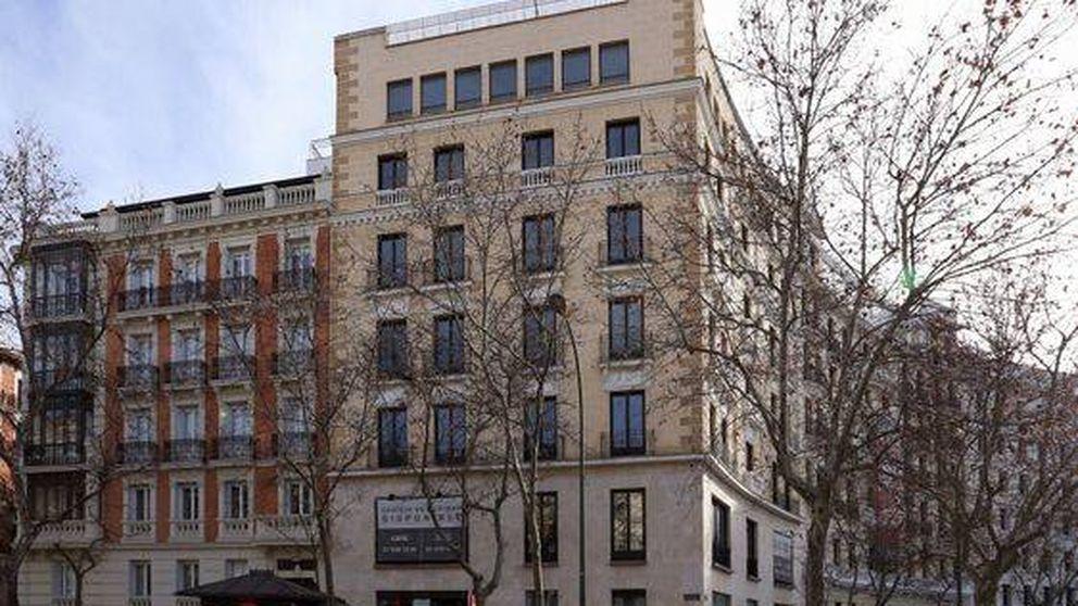 Luksic revoluciona el Madrid más 'prime': vende su edificio de oficinas junto al Ritz