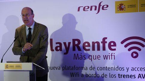 Vázquez transmite al ministro de Fomento su dimisión como presidente de Renfe
