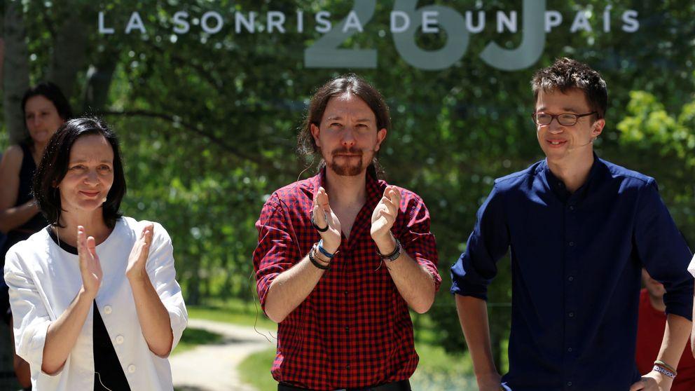 Podemos busca una ventaja del 3% sobre el PSOE para ganarle en escaños