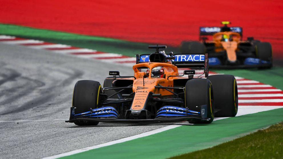 Carlos Sainz, sorprendido de que le pregunten si se ha equivocado con Ferrari
