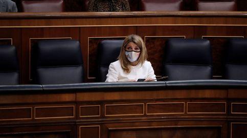Yolanda Díaz apuesta por el continuismo y descarta cambios en el grupo parlamentario