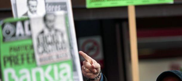Foto: El locuaz perito de Bankia que sentencia a los acongojados preferentistas