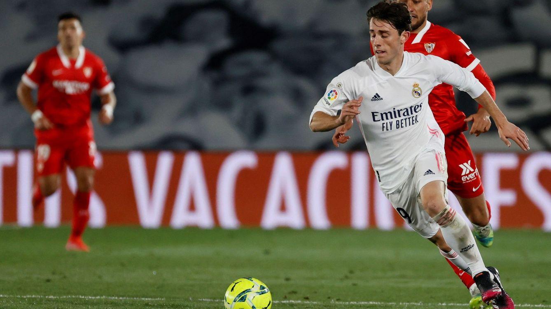 El Madrid sigue pagando a la Real por Odriozola: un millón cada 20 partidos