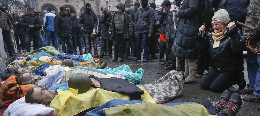 Foto: La masacre de los francotiradores