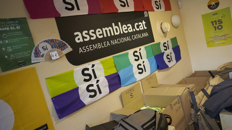 La Guardia Civil registra las sedes de ANC, Òmnium y CTTI de la Generalitat