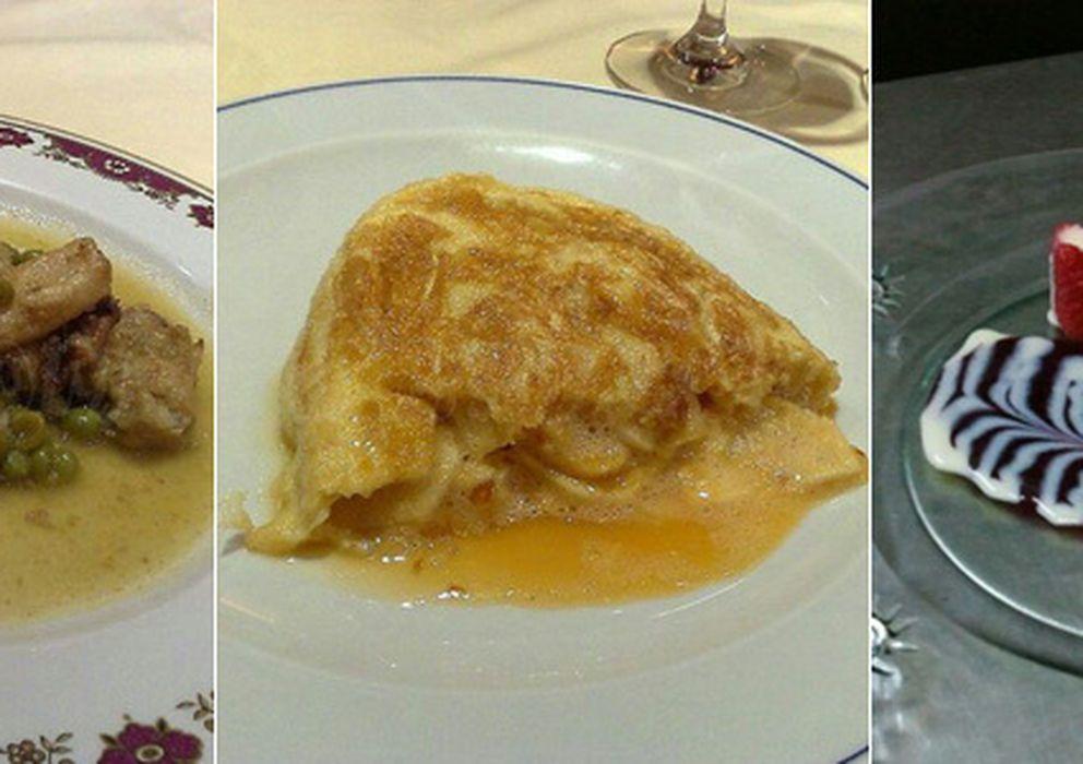 Gastronom a t mara restaurante lorenzo cocina creativa - Restaurante tamara madrid ...
