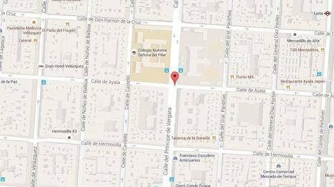 Dos niños de 6 y 12 años, muy graves al caer 8 metros en un edificio en Madrid