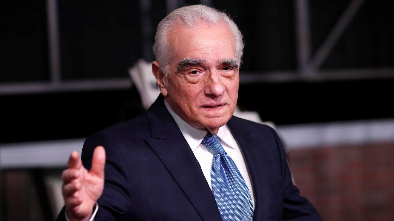 Martin Scorsese en la première en Los Ángeles de 'El irlandés', el pasado 24 de octubre. (Reuters)