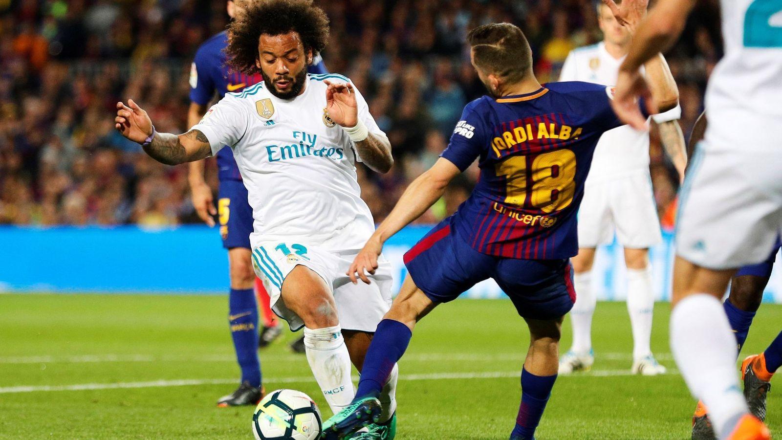 22a8a111b9e54 Clásico Real Madrid - Barcelona  Por qué el VAR no acabará con el lío  arbitral (y en qué cuatro casos se puede usar)